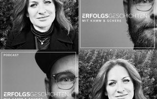Digitalisierung im Salon - Podcast Titelbild